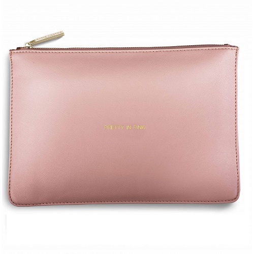 katie loxton perfect pouch - pretty in pink