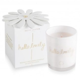 daisy-candle-hello-lovely by katie Loxton
