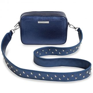 Katie_Loxton_Metallic_Cobalt_Blue_Luna_Loulou_Cross-body_Bag