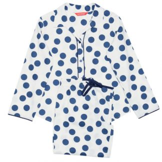 Girls Polka Dot Pyjama Main