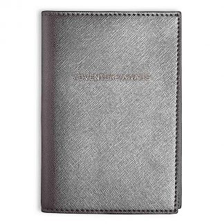 Katie Loxton passport cover in grey
