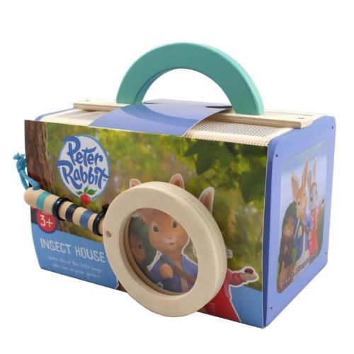 Peter Rabbit Insect House for bug hunting
