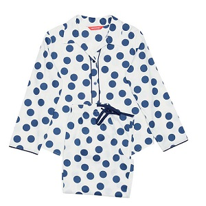 Minijammies blue dot Pyjamas