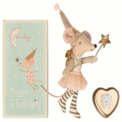 Maileg tooth fairy mouse for girls