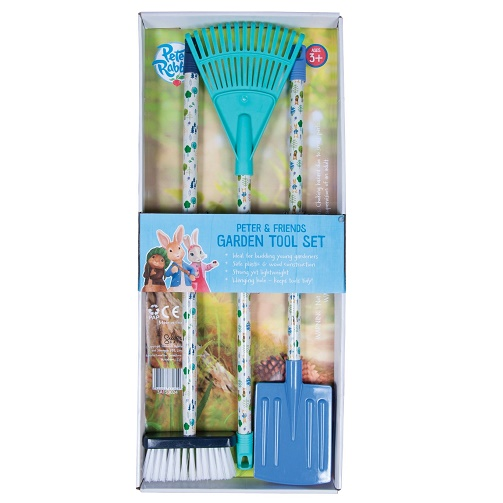 Peter Rabbit Kids Garden Tools Set