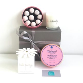 Giftbox for her, hello Lovely birthdays, mothers day