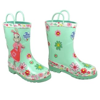 Peter Rabbit Lily Bobtail Adventurer Kids Wellies