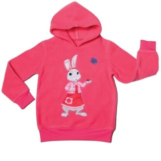 Peter Rabbit Lily Bobtail Adventurer Kids Hoodie