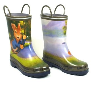Peter Rabbit Adventurer Kids Wellies