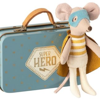 Maileg Superhero Boy Mouse